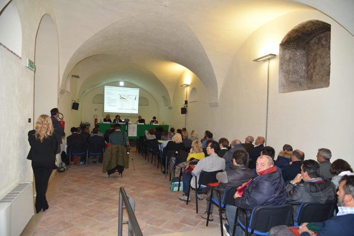 """CPT Basilicata – Convegno """"Le risorse pubbliche per lo sviluppo dei territori"""""""