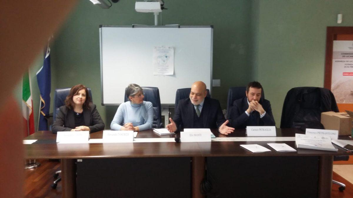 """Presentazione volume """"La spesa pubblica in Basilicata: prime riflessioni sulla spesa ambientale"""""""