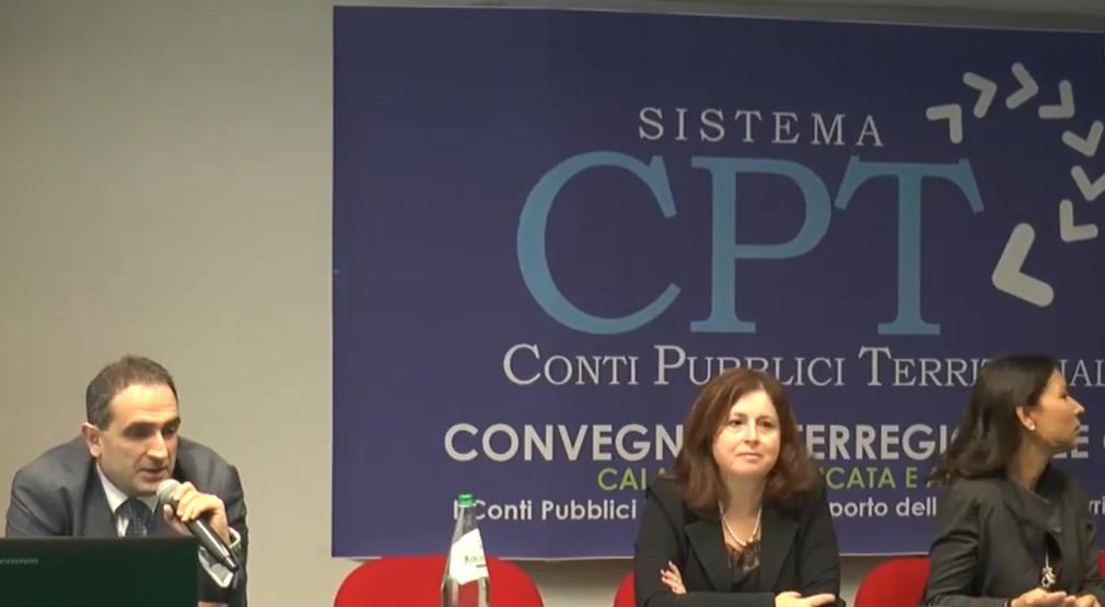 Convegno interregionale CPT Calabria, Basilicata e Abruzzo