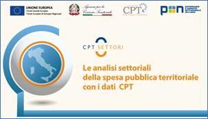 Sistema Conti Pubblici Territoriali. CPT Settori: analisi settoriali della spesa pubblica dei comparti idrico, industria e politiche sociali